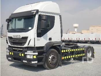 IVECO STRALIS 430 4x2 - tahač