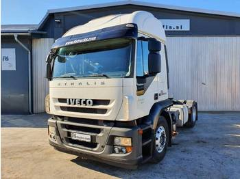 Iveco STRALIS AS440S50T 4X2 tractor unit - EEV - tipp. hyd. - tahač