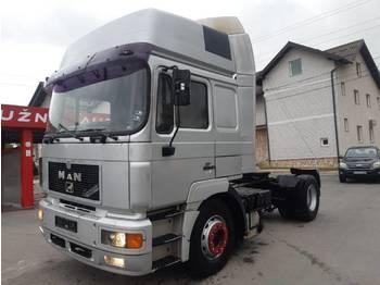 MAN 19.414 - tractor unit - euro 2 - tahač