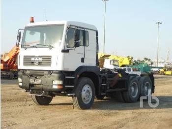 MAN TGA33.400 6x4 - tahač