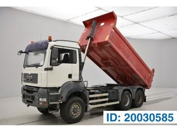 MAN TGA 33.440 - 6x6 - tractor/tipper double use - tahač