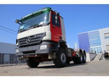 Mercedes-Benz ACTROS 3341 AS - tahač