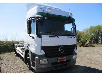Mercedes-Benz Actros 2541 6x2 euro 5 truck 300 hp  - tahač