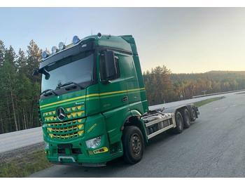 Mercedes-Benz Arocs 3263 8x4 (Renault-Volvo)  - tahač