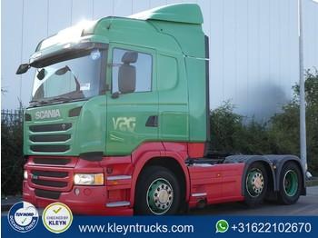 Tahač Scania R410 hl 6x2/4 scr only