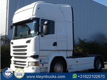 Ťahač Scania R410 topline retarder