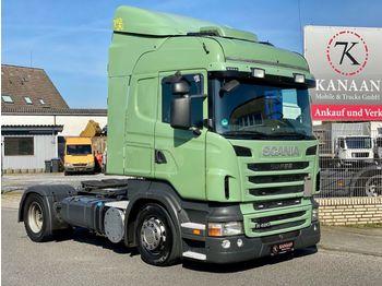 Tahač Scania R420 LA4X2MEB Verstellbare sattelkpl. TOP