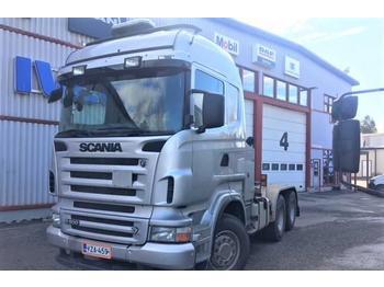 Scania R500, 6x4  - tahač