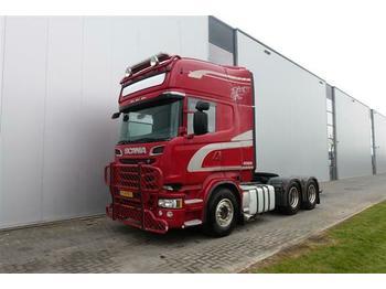 Tahač Scania R520 V8 6X4 RETARDER EURO 6
