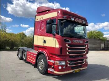Scania R560 6x2 - tahač