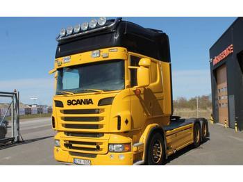 Scania R730LA 6X2 MNB  - tahač