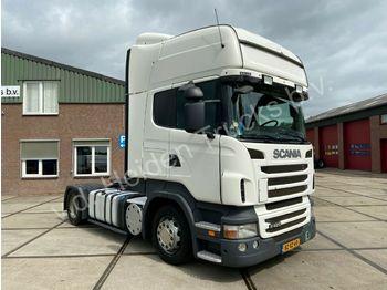 Tahač Scania R 420 Mega | Retarder | Lifting 5th wheel | Nigh