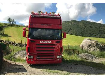 Scania R 500 6x2 Tractor head (Volvo-Iveco)  - tahač