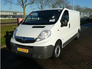 Kaubik Opel Vivaro 2.0 CDTI 115 airco, trekhaak, bus