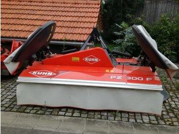 Kuhn PZ 300 F - çayır biçme makinesi