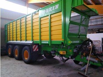 Joskin Silospace 26/50 - traktör römorku