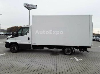 Iveco Daily 35C16 Koffer-SAXAS*AC*LBW 500 kg*E-6  - jakeluauto