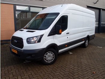 Pakettiauto Ford Transit 350 2.0 TDCI L4H3 131 pk jumbo airco nieuwstaat Ambiente 3-pers maxi