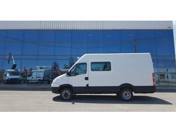 Iveco Daily 35c 13v(peugeoy-Renault)  - pakettiauto
