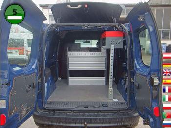 Renault KANGOO Rapid 1.5 dCi 75 Basis KLIMA AHK Leiterkl - pakettiauto