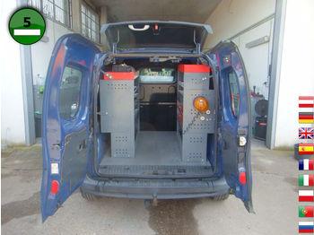Renault KANGOO Rapid 1.5 dCi 75 Basis KLIMA Leiterklappe - pakettiauto