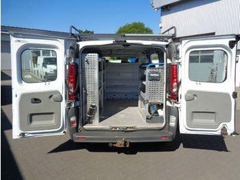 Renault Trafic Klima Sortimoausbau Dachträger  - pakettiauto