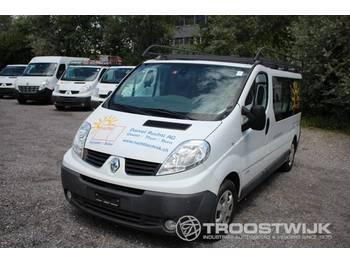 Renault Trafic dCi115 - pakettiauto