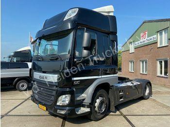 DAF CF 400 SC Euro 6   APK   8Tons Vooras   NL Truck  - tegljač