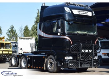 Tegljač DAF XF 105 - 510, 442000 km!, Showtruck, Retarder, Super Space Cab SSC, 6x2 Boogie, Truckcenter apeldoorn, Euro 5