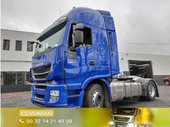 Iveco Stralis 460 Trekker / Tractor Euro6 - tegljač