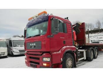 MAN TGA 28.480 6x2 Fassi F230 AXP.24 tractor unit  - tegljač