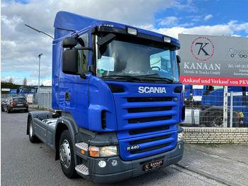 Tegljač Scania R440 LA4X2MNA Flachdach orig Km