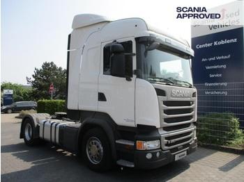 Scania R450 MNA - HIGHLINE - SCR - ACC - 2 Tanks - tegljač