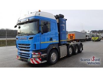 Scania R560LA8X4/4HNA V8 TUV NEU !!! - tegljač