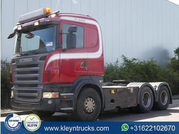 Scania R560 6x4 cr19 manual pto - tegljač