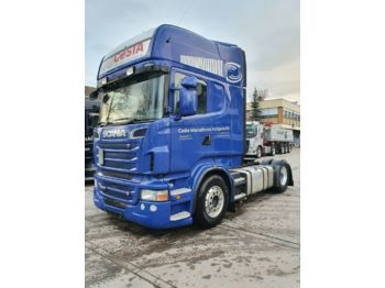 Scania R560 Topline Retarder Klima Standklima 1.HAND!!  - tegljač
