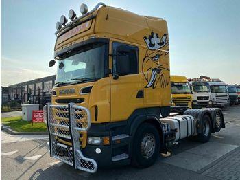 Scania R560 V8 6X2 RETARDER  - tegljač