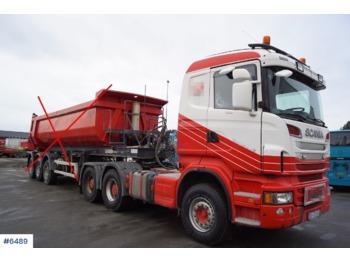 Scania R620 - tegljač