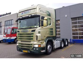 Scania R620 Topline, Euro 5, Retarder, Intarder - tegljač