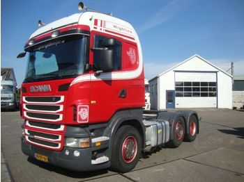 Tegljač Scania R 480 6x2 retarder 3 PEDALS