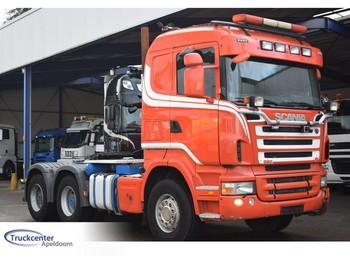 Scania R 620, Full Steel, Manuel, Retarder, Euro 4, Highline, Truckcenter Apeldoorn - tegljač