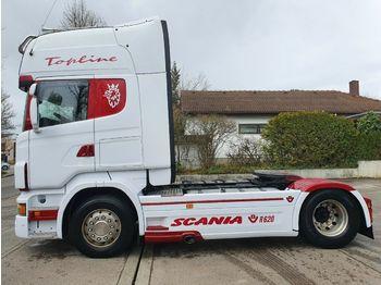 Scania R 620 Topline PORSCHE EDITION Motor Kupplung NEU  - tegljač