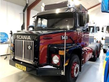 Scania T 141 6x2 - tegljač