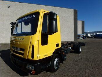 Iveco EUROCARGO 75E14 + MANUAL + EURO 5 - alvaz teherautó