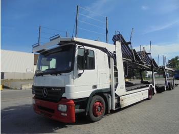 Autószállító teherautó Mercedes-Benz ACTROS 1832 LL
