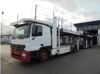 Autószállító teherautó Mercedes-Benz ACTROS 2536 LL MIDLIFT