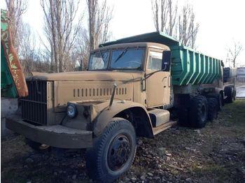 CATERPILLAR Kraz 6x4 - billenőplatós teherautó