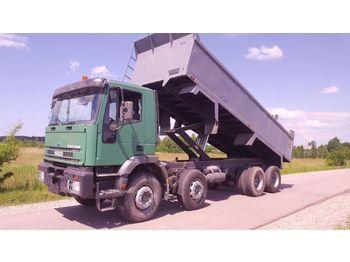 IVECO 32E34 - billenőplatós teherautó