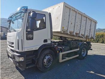 Iveco EUROCARGO 150E22 - billenőplatós teherautó