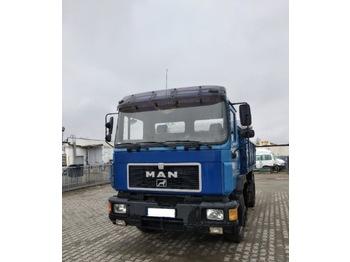 MAN 19.342 - billenőplatós teherautó